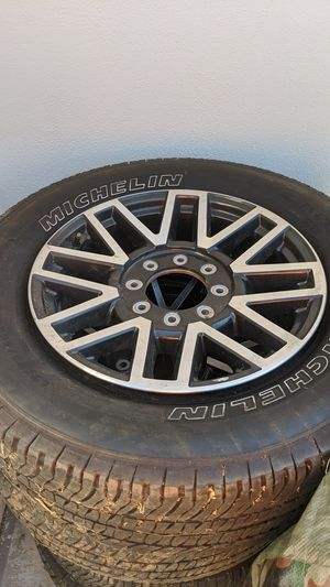 F250 wheels and tires for Sale in Escondido, CA
