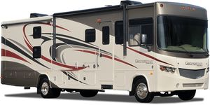 2016 Forest River Georgetown Ford V10. Sleeps 9. Has bunks for Sale in Thornhill, VA