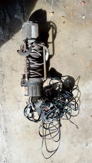 Electric winch for Sale in Fort Lauderdale, FL