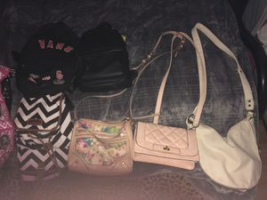 Purses & backpacks ! for Sale in Richmond, CA