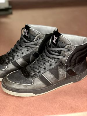 Louis Vuitton Tribe boot sneakers 9US men's for Sale in Dallas, TX