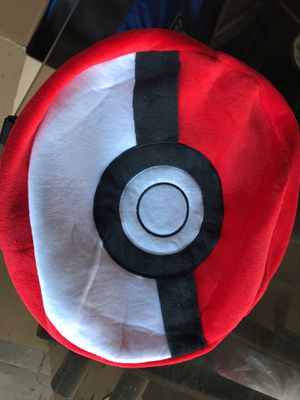 Pokemon Ball Backpack. New without tag for Sale in Anaheim, CA