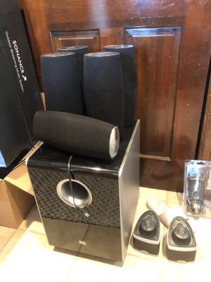JBL Surround Sound Speakers, CS6100 for Sale in Littleton, CO