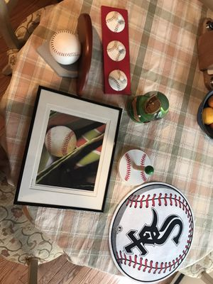Baseball bedroom decor for Sale in Belmont, NC