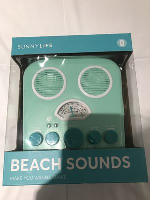 Sunny life Bluetooth speaker for Sale in Los Angeles, CA
