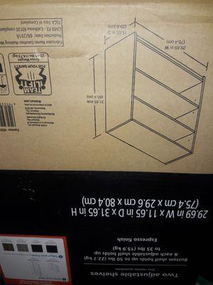 3 shelf book shelf for Sale in Wichita, KS
