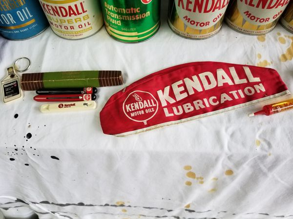 Kendall Motor Oil Collection