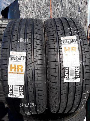 225/55-18 #2 new tires for Sale in Alexandria, VA