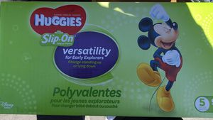 BRAND NEW HUGGIES PULL UPS SIZE 5 for Sale in San Marcos, CA