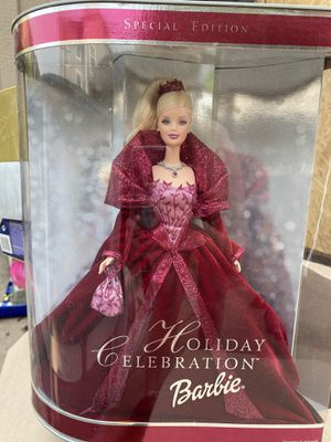 Holiday Celebration Barbie 2002 for Sale in Roseville, CA