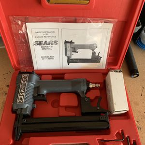 Craftsmen Nailgun Model 351 for Sale in Rancho Cordova, CA