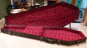 Bass guitar case by Coffin Cases for Sale in Vienna, VA