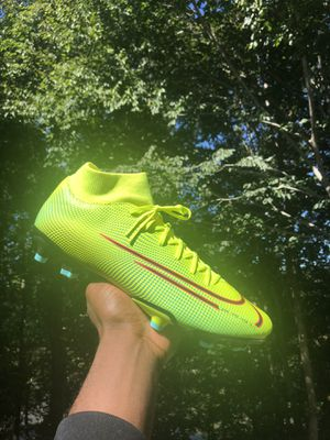 Nike Mercurial Superfly 7 Pro MDS FG CR7 Mens Soccer Cleats Size 11.5 for Sale in Kennesaw, GA