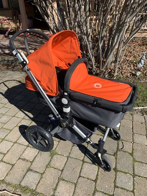 Bugaboo Cameleon Travel System Stroller + Bonus travel case & accesories for Sale in Ashland, OR