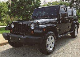 2007 Jeep Wrangler Unlimited New battery