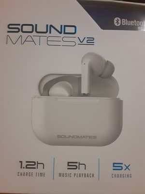 Sound mates V2 wireless headphones for Sale in Columbus, OH