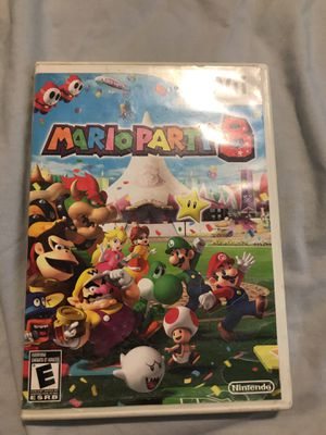 Mario party 8 for Sale in Detroit, MI