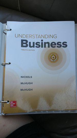Understanding Business by Nickels, McHugh, McHugh for Sale in Irvine, CA