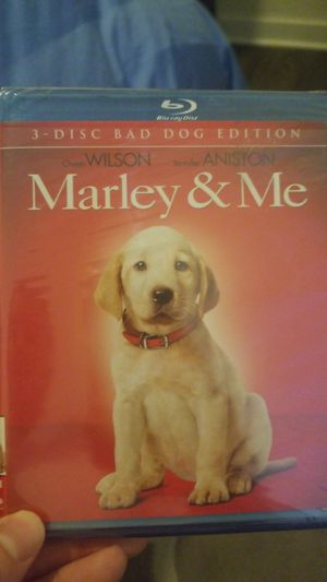 Marley and Me (Blu Ray) BRAND NEW for Sale in Nashville, TN