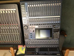 2 SOUND BOARDS-Panasonic Audio Mixer & Yamaha Digital Production Model DM-1000. No reasonable offer will be refused... for Sale in Portland, OR
