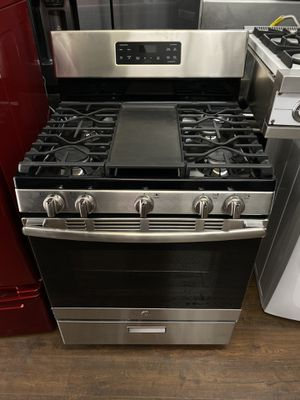 "General Electric gas range 30"" five burner for Sale in Costa Mesa, CA"