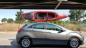 Rhino racks with keys and locks 2011 and up hyundai and Mazda for Sale in Clovis, CA