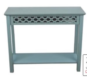 Jimco Mirrored Console Table with One Shelf, 15A-1800 for Sale in St. Louis, MO