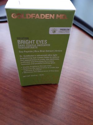 Brighting eye cream for Sale in Covina, CA