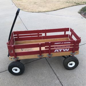 FREE - Radio Flyer ATW Wagon for Sale in Bartonville, TX
