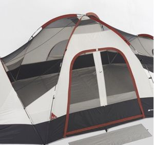 Camping Tent 8-person Family Outdoor Dome Shelter - Fits 2 Queen Airbeds for Sale in Plano, TX