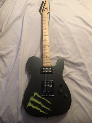 Schecter Monster Energy Guitar for Sale in Pico Rivera, CA