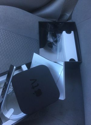 Apple TV Series 3 for Sale in Portsmouth, VA