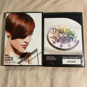 Paul Mitchell Systems DVD Pack! for Sale in Pittsburgh, PA