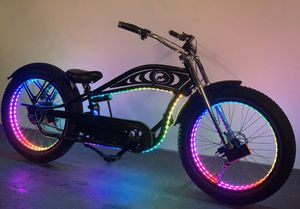 Electric bike Lowrider fat tire for Sale in Los Angeles, CA