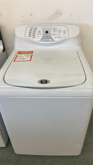 Maytag top load washing machine super capacity with warranty for Sale in Littleton, CO