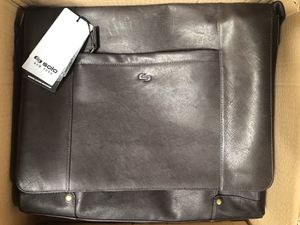 Leather messenger bag for Sale in Tacoma, WA