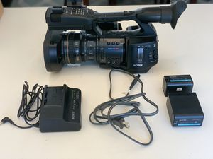Sony XDCAM Ex Exmor FULL HD 3CMOS for Sale in Los Angeles, CA