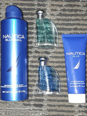 Nautica blue set for Sale in Indianapolis, IN