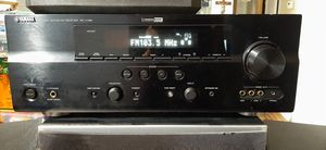 Yamaha rx-v765 receiver and subwoofer for Sale in Austin, TX