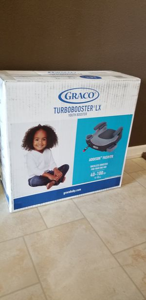 Carseat booster seat for Sale in Fontana, CA