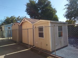 Home sheds 300 backyard storags for Sale in San Jose, CA
