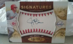 Jay Bruce autograph for Sale in Covington, KY