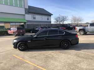 "BMW 528i 20"" Custom Wheels, New Tires Super Clean for Sale in Pearland, TX"