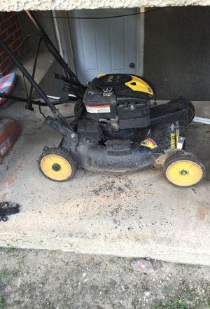 Brute Briggs & Stratton lawn mower! for Sale in Baltimore, MD