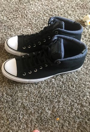 Converse all star shoes for Sale in Round Rock, TX