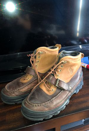 Polo Ralph Lauren Boots for Sale in Gaithersburg, MD
