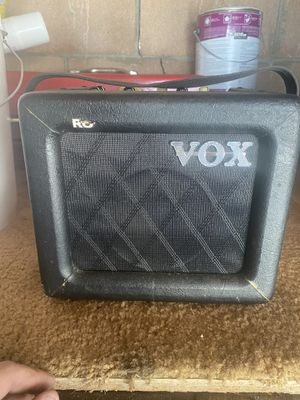 Mini amp & Speaker for Sale in Hawthorne, CA