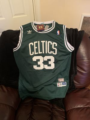 Bird Celtics Jersey for Sale in MD CITY, MD