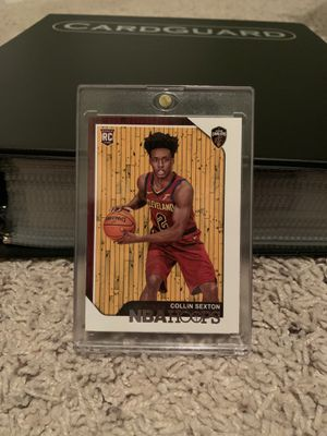 Collin Sexton Rookie Card (NBA Hoops) for Sale in Stockton, CA