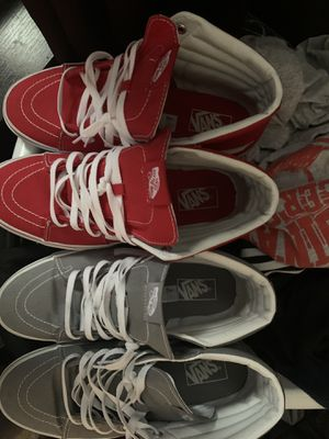 High top vans for Sale in Crestwood, IL